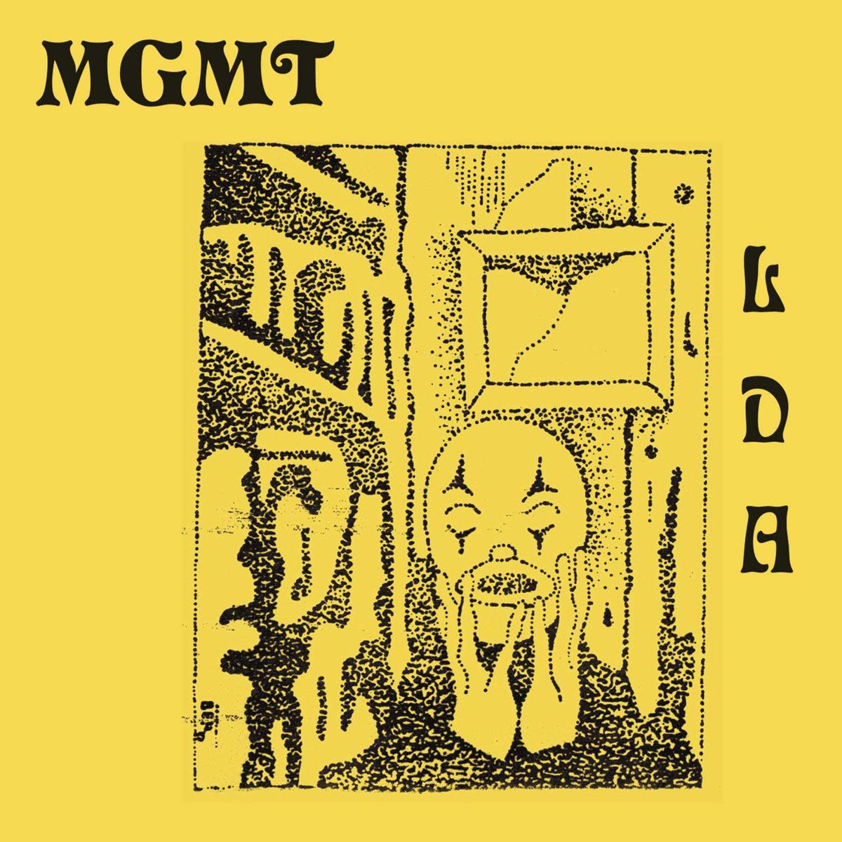 CD MGMT-Little Dark Age