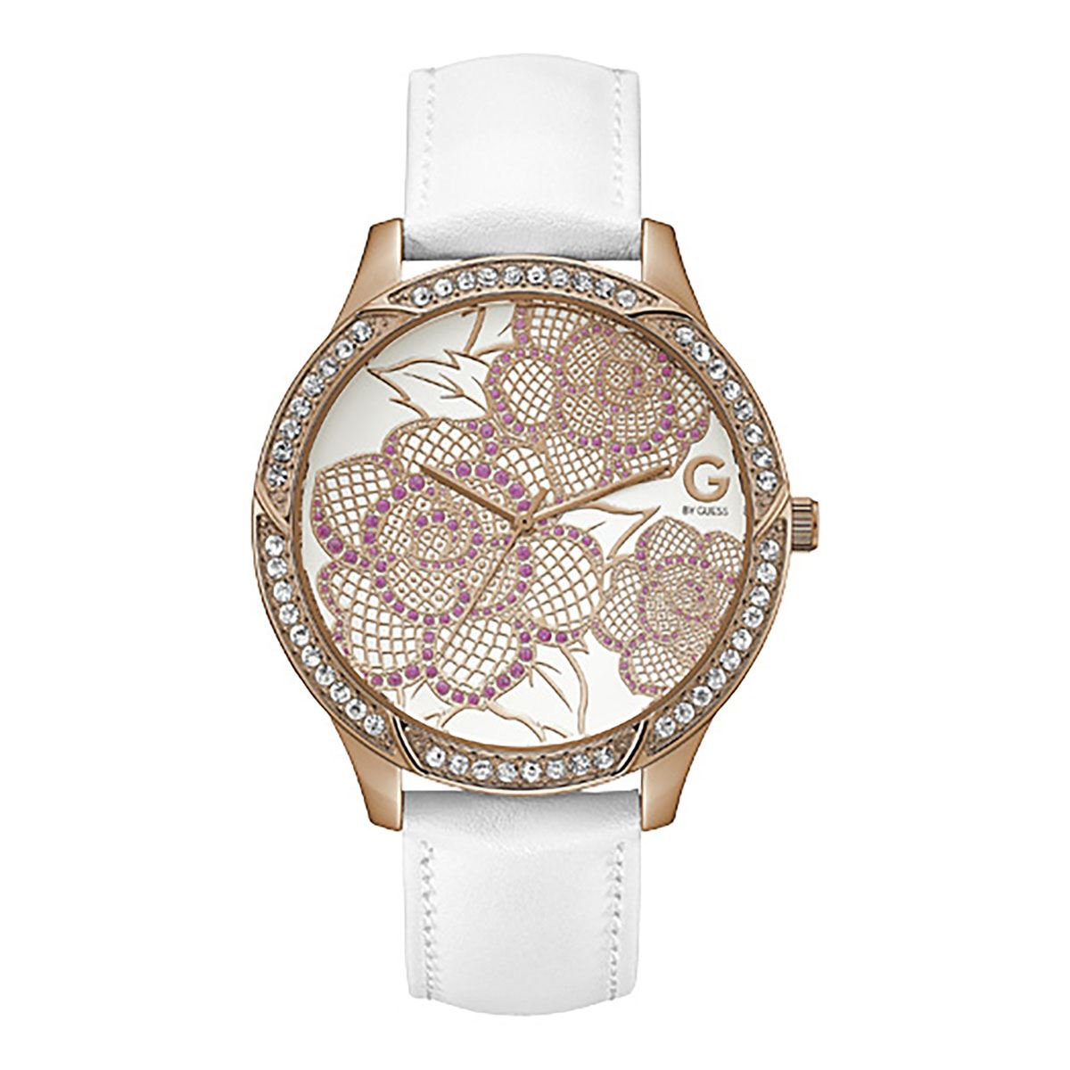 Reloj  g by guess dama bouquet g94085l1  - Sanborns