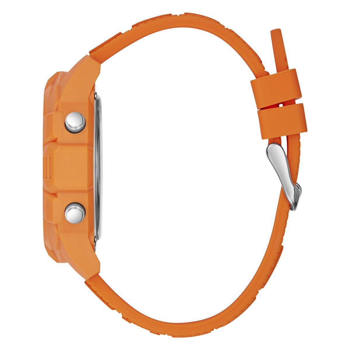 Reloj Guess GW0050G3 para Caballero Naranja