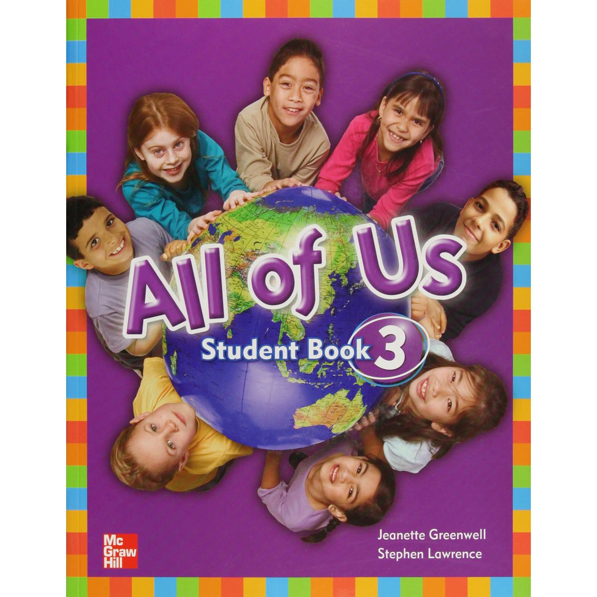 All Of Us Student Book 3 W/Cd
