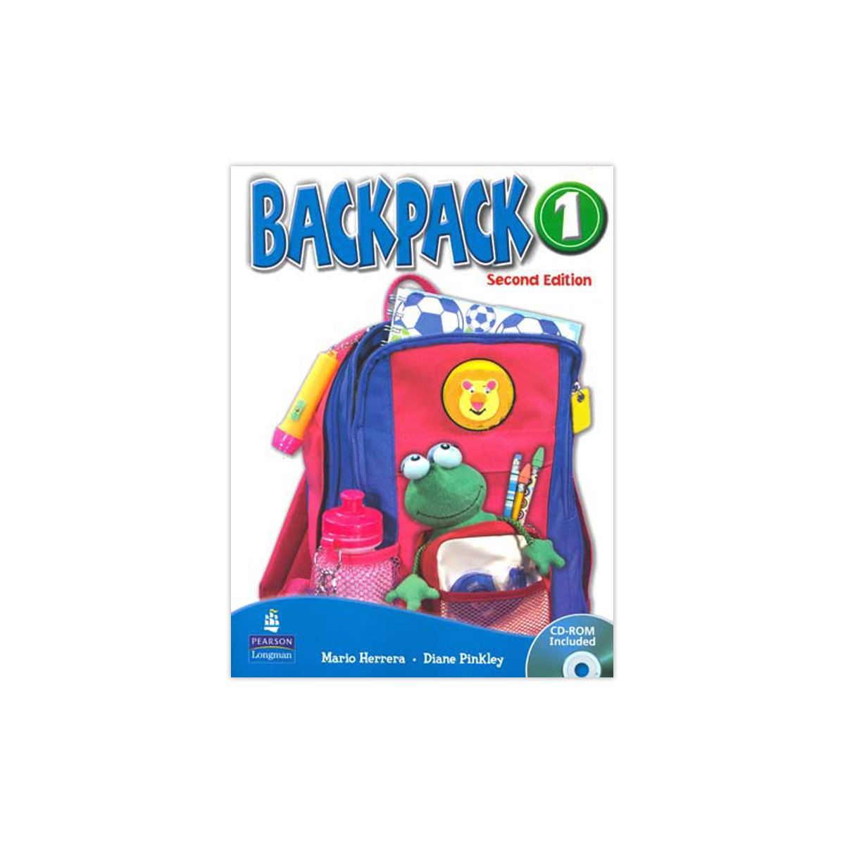Backpack 1 Sb With Cd Rom 2 Ed
