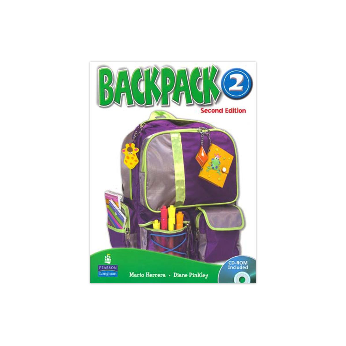 Backpack 2 Sb With Cd Rom 2 Ed