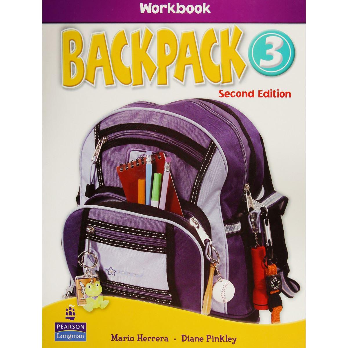 Backpack 3 Wb 2 Ed