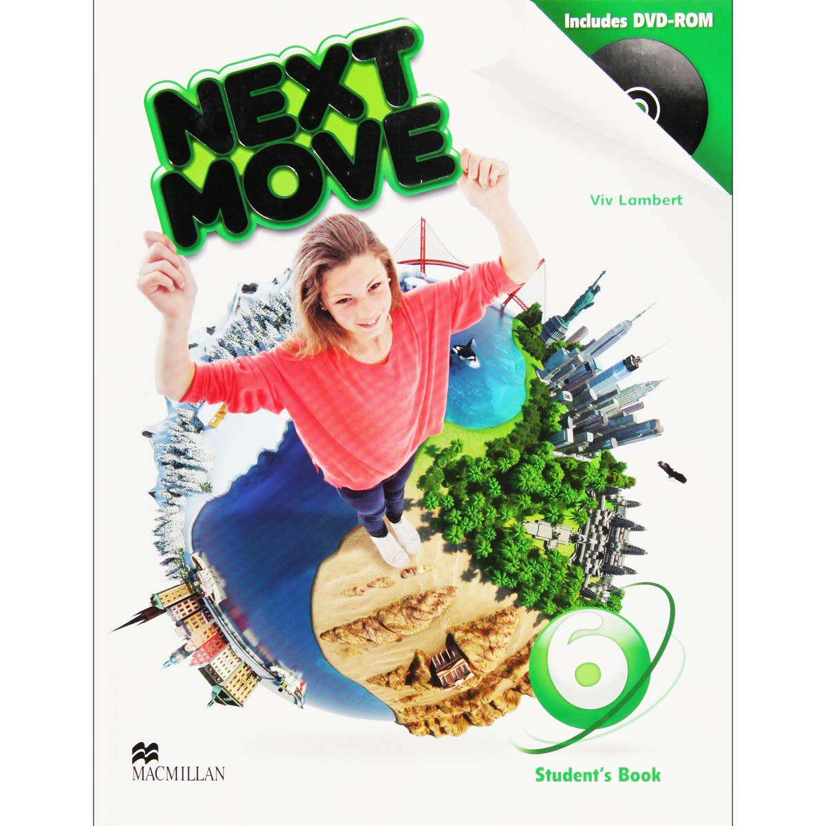 Next move students book 6 C / DVD