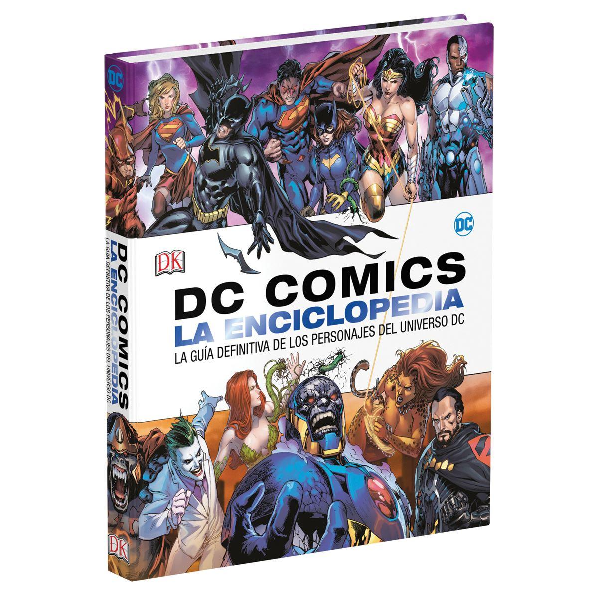 Dc comics la enciclopedia Libro - Sanborns