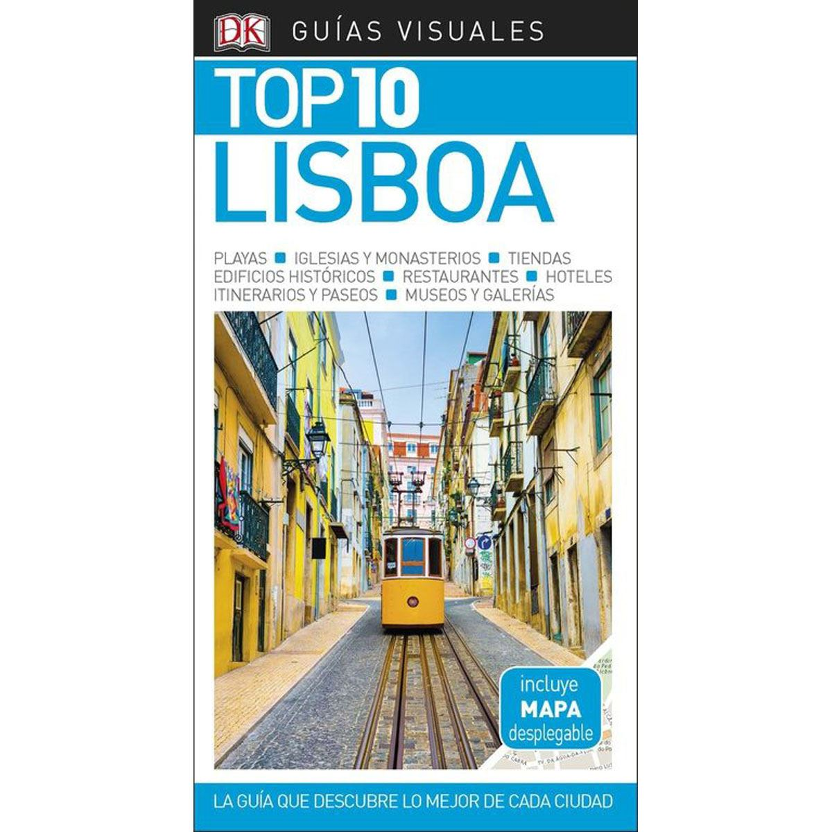 Top 10 guía lisboa Libro - Sanborns
