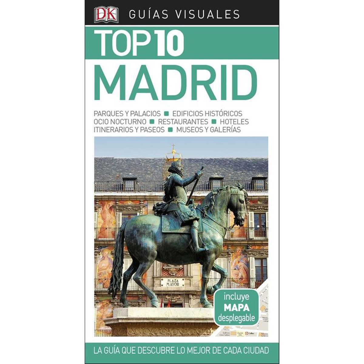Top 10 guía madrid Libro - Sanborns