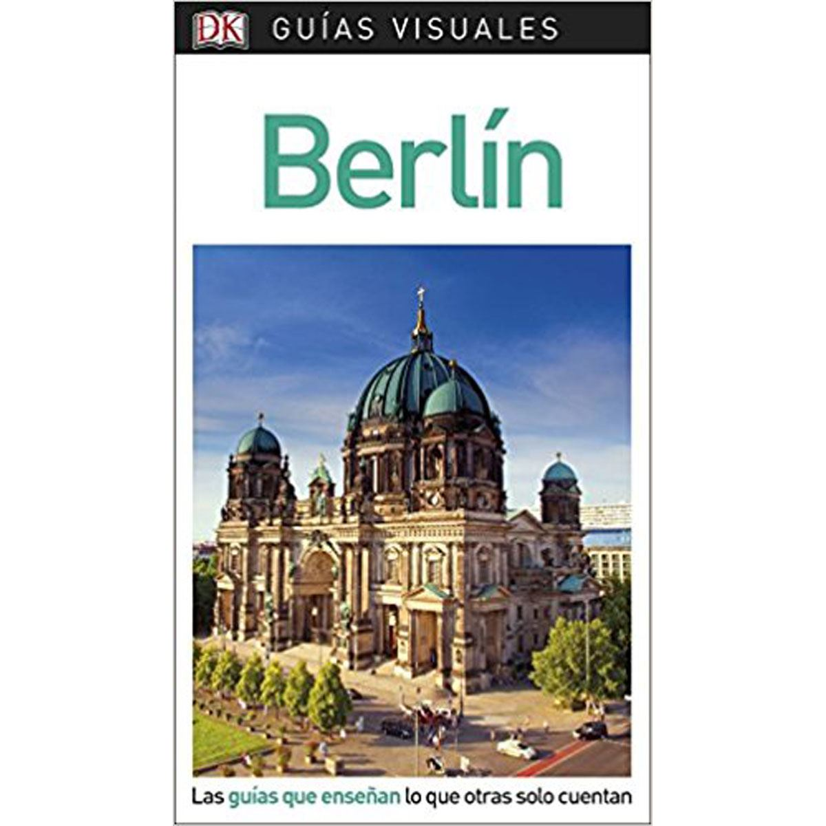 Guía visual berlín Libro - Sanborns