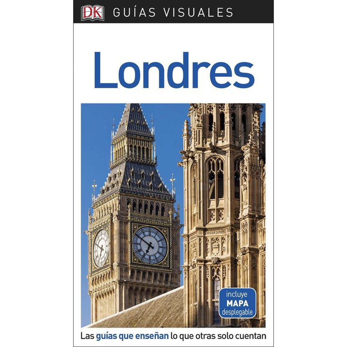 Guía visual londres Libro - Sanborns
