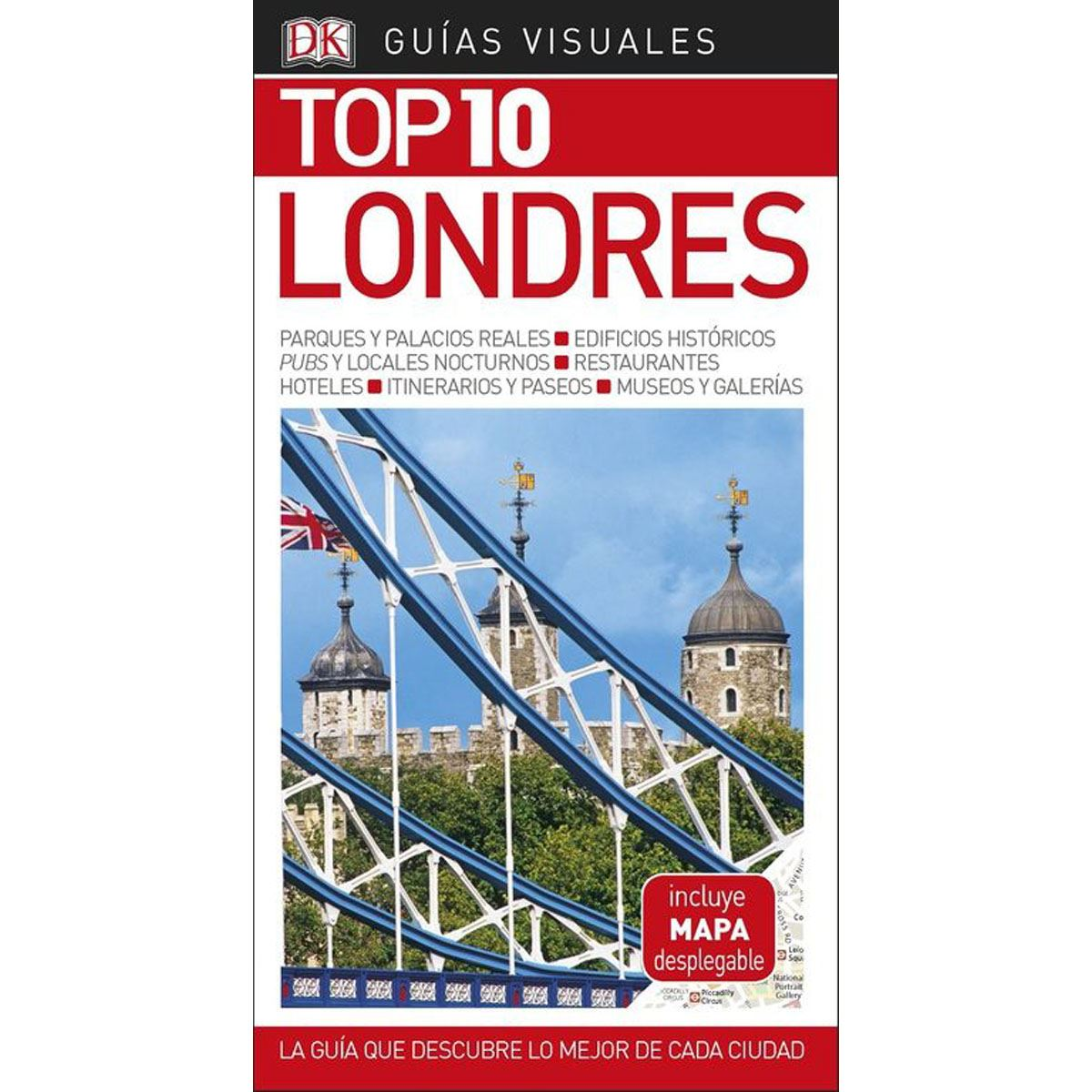 Top 10 Guía Londres