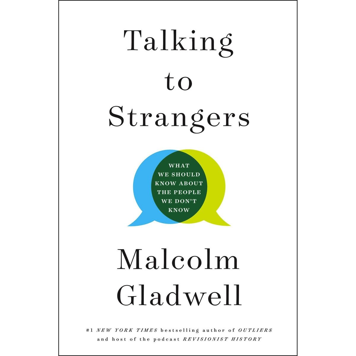 Talking To Strangers: What We Should Know about the People We Don't Know EE