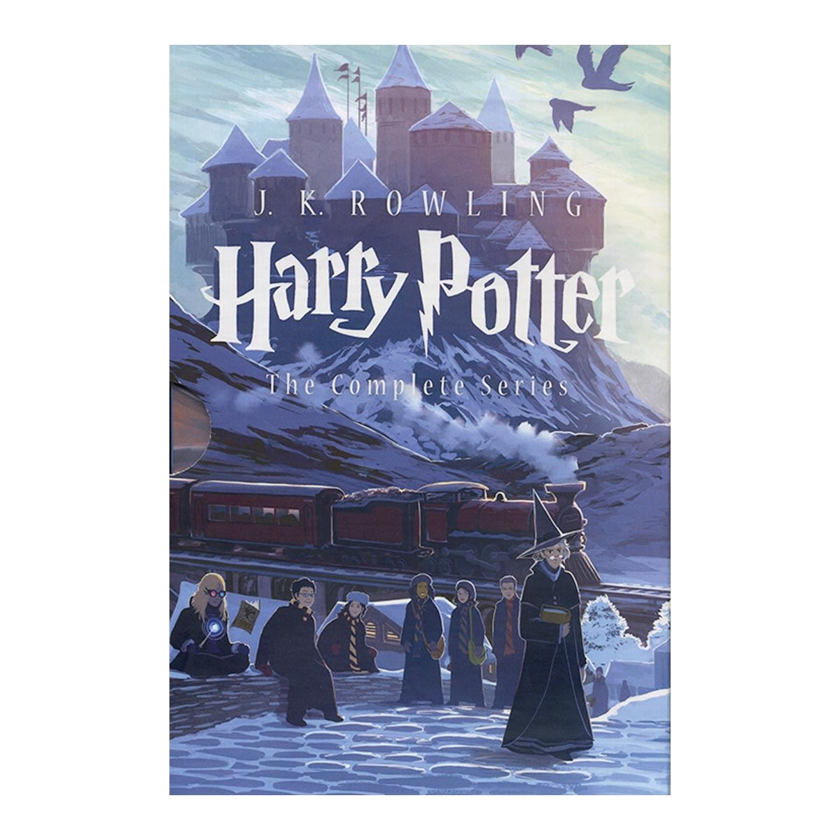 Harry potter the complete series Libro - Sanborns