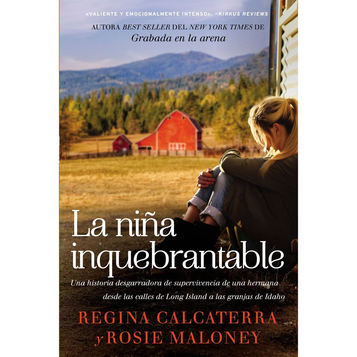Niña inquebrantable Libro - Sanborns