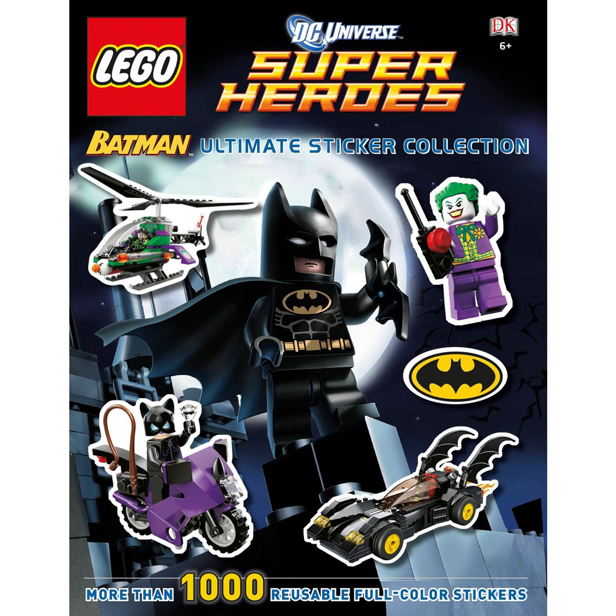 Ultimate Sticker Collection: LEGO Batman (LEGO DC Universe Super Heroes)