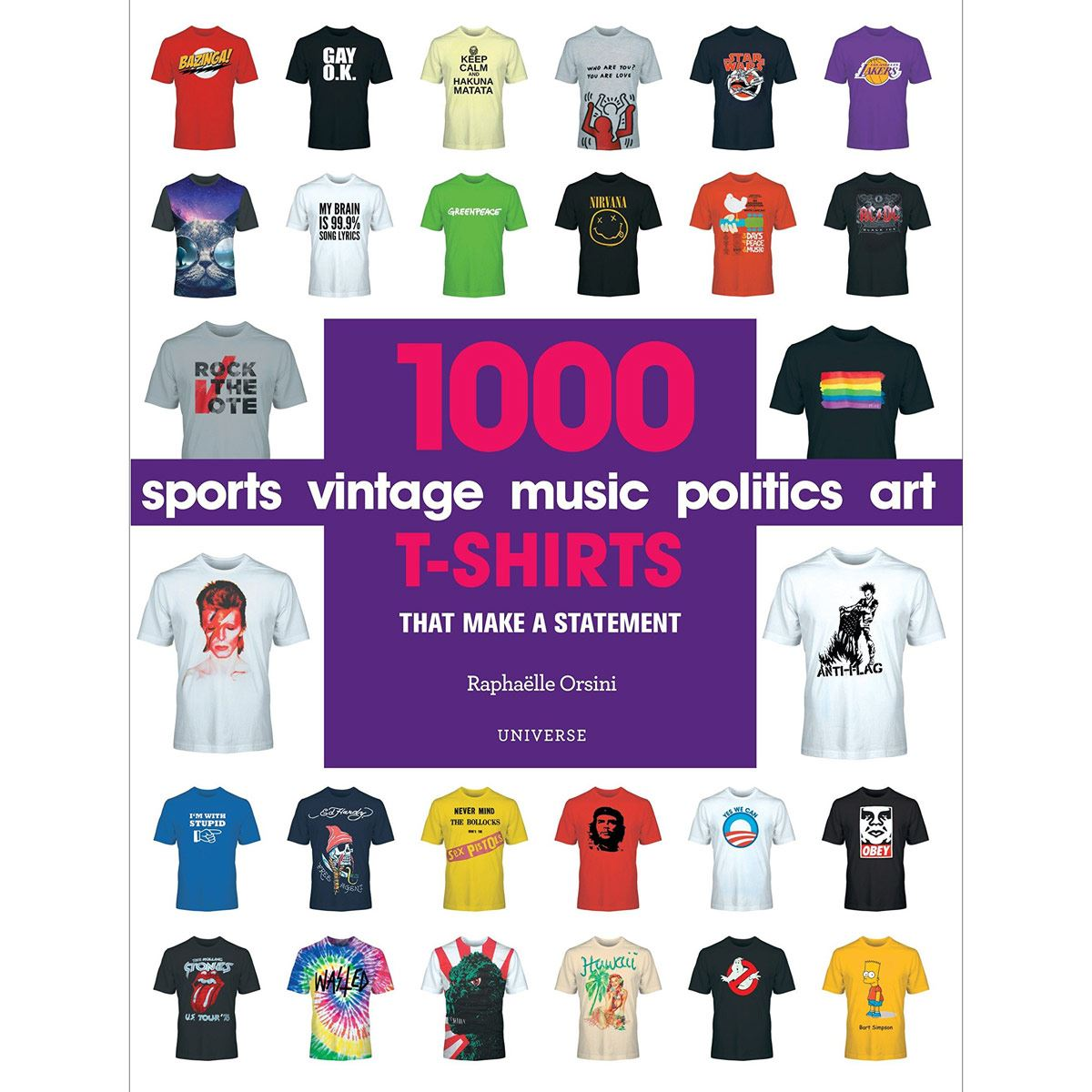 1000 T-Shirts That Make A Statement