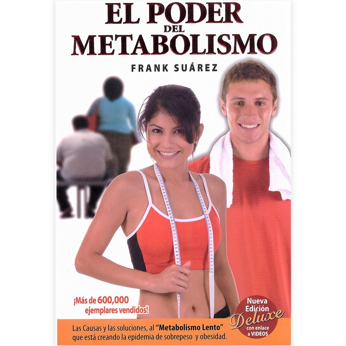 El poder del metabolismo nueva edición Libro - Sanborns