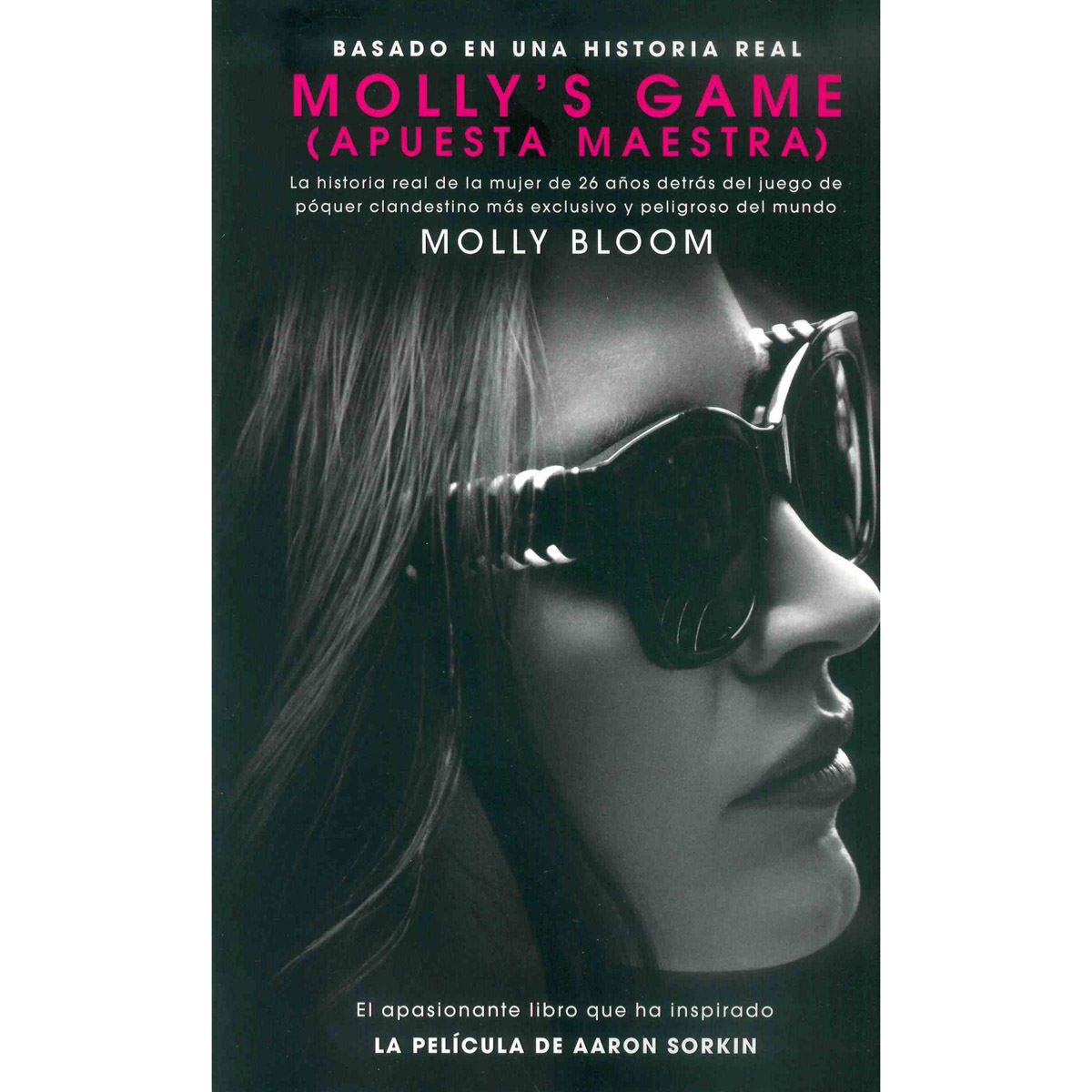 Molly´s game Libro - Sanborns