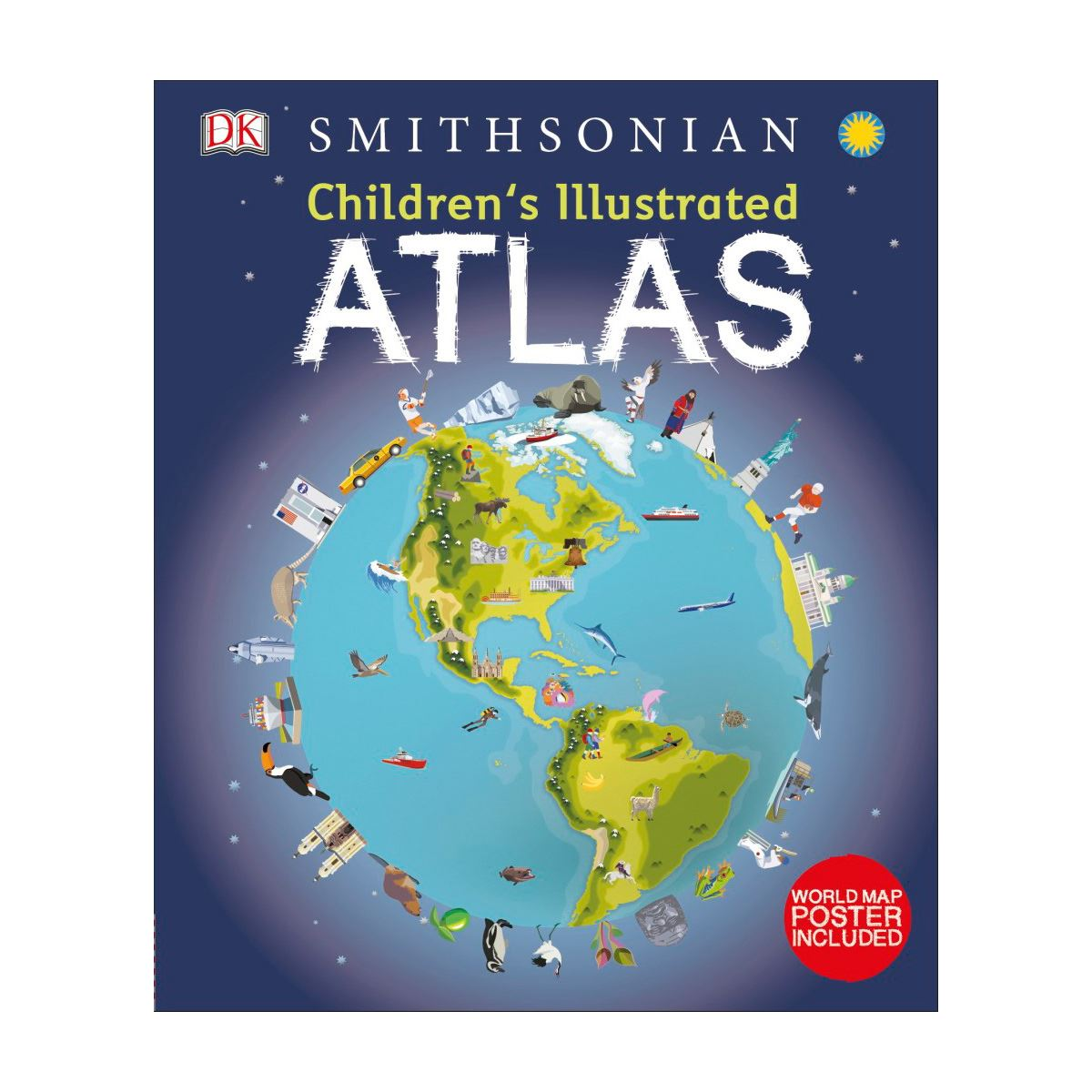 Childrens Illustrated Atlas