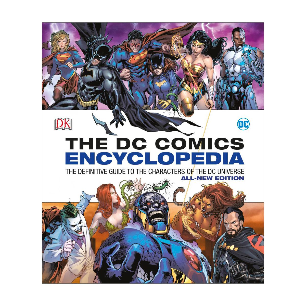 The DC Comics - Encyclopedia