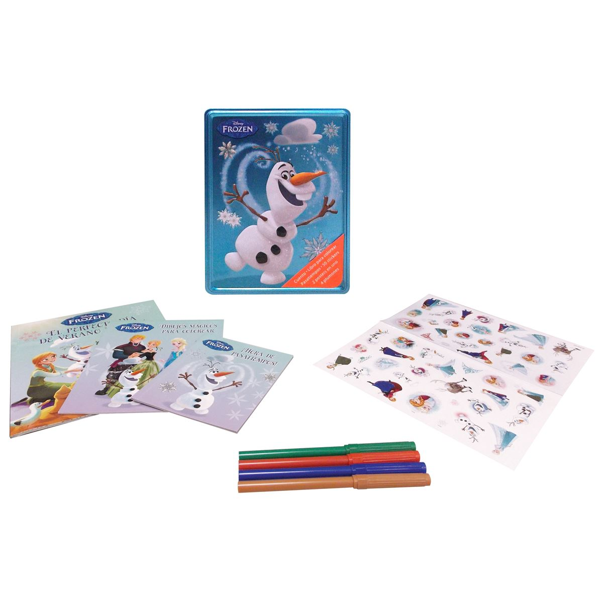 Happy Tins Disney Frozen Olaf