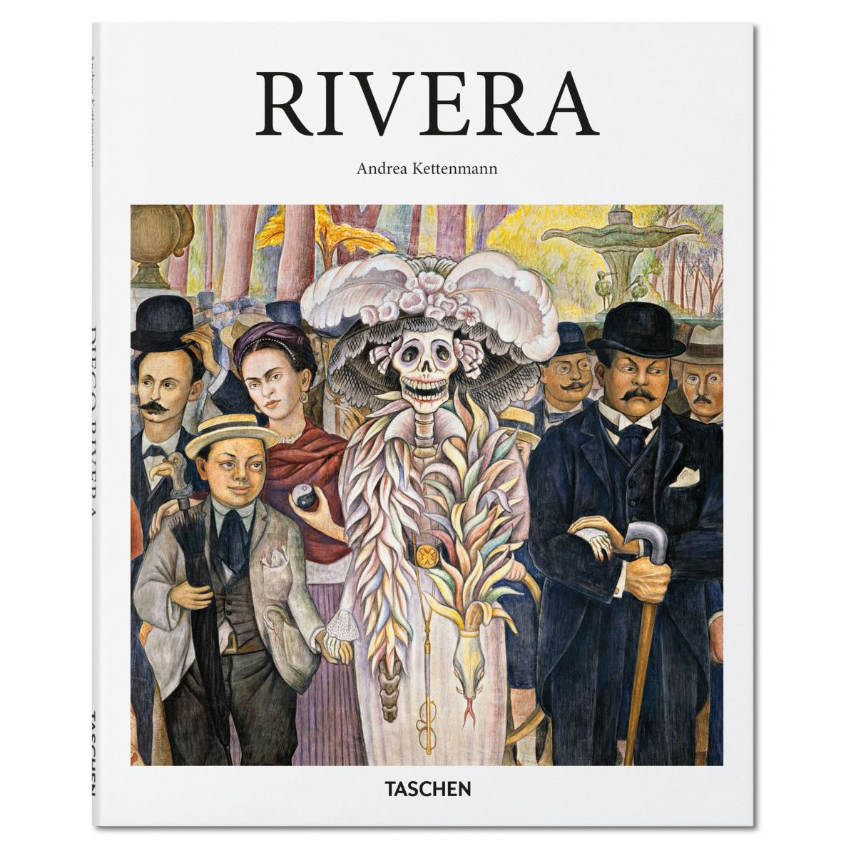 Rivera art Libro - Sanborns