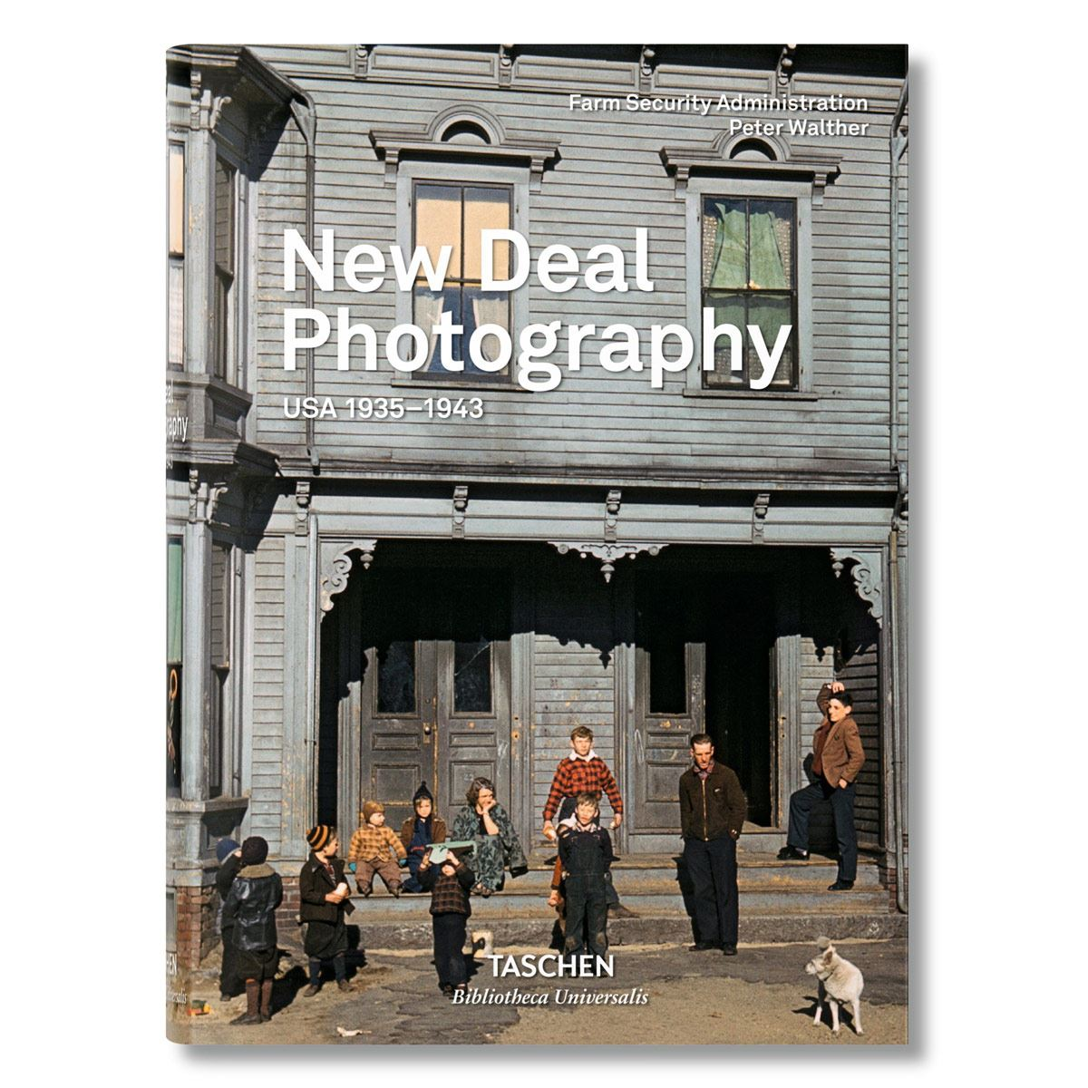 New Deal Photography USA 1935-1943