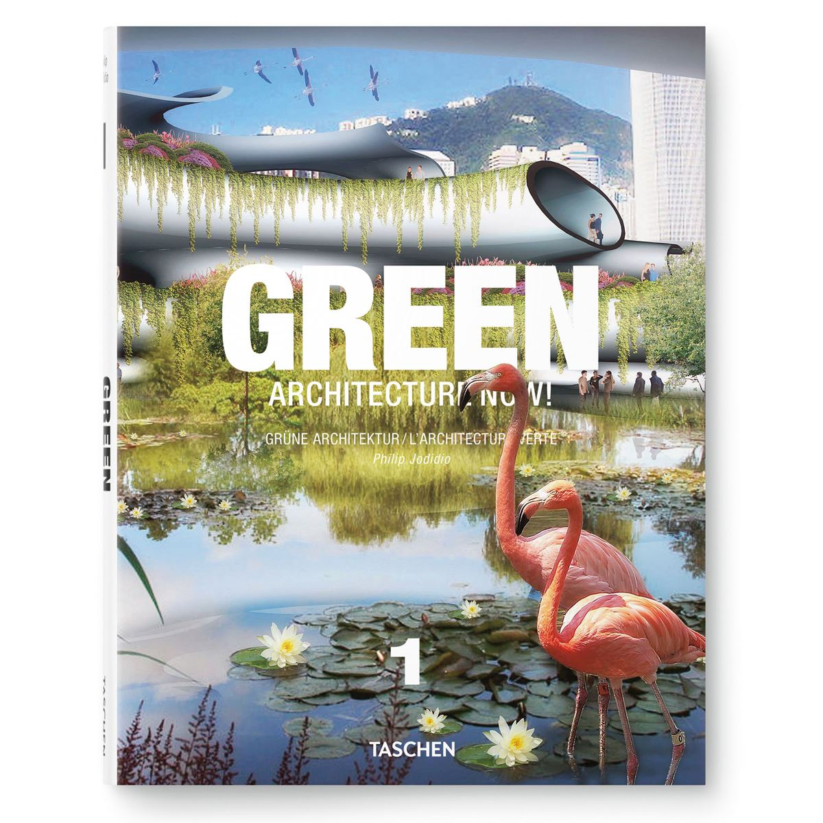 Green architecture now vol. i Libro - Sanborns