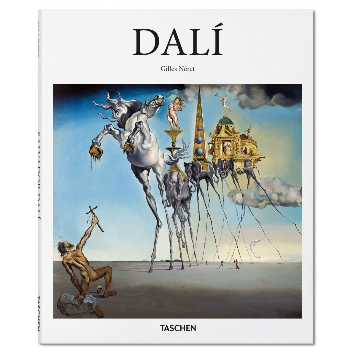 Dalí art Libro - Sanborns