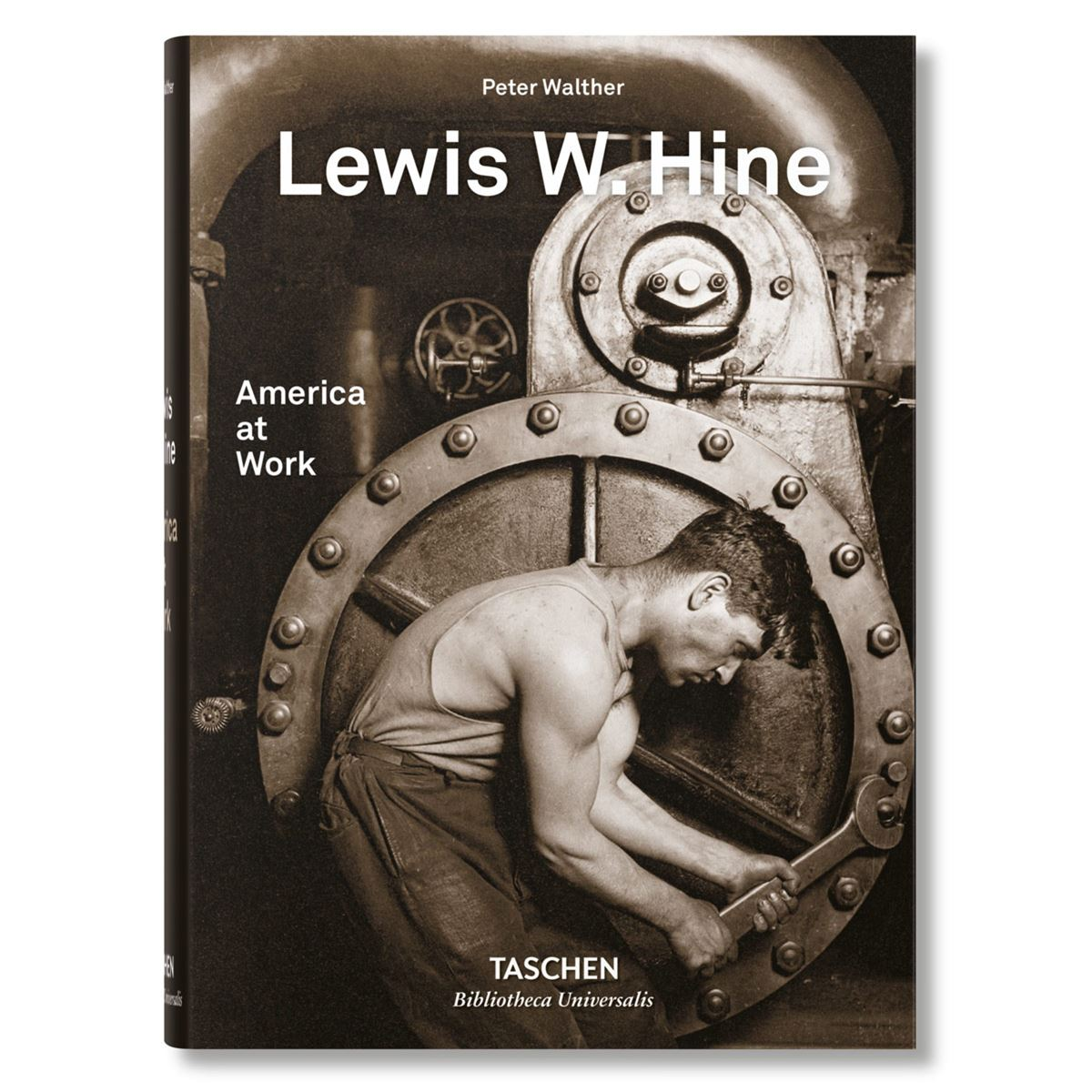 Libro Lewis W. Hine. America At Work