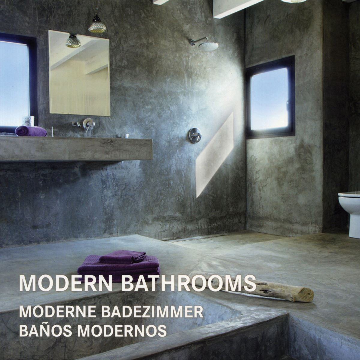 Modern bathrooms – Konemann
