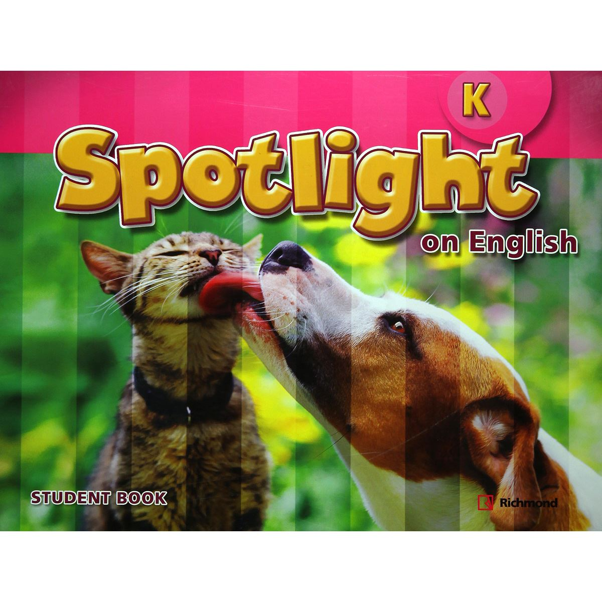Spotlight On English K Student´S Book