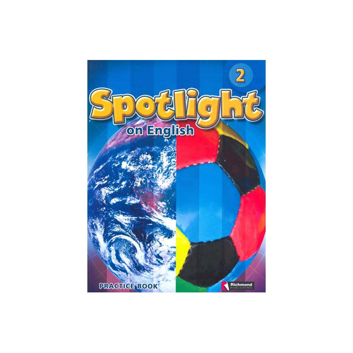 Spotlight On English 2 Practice Book