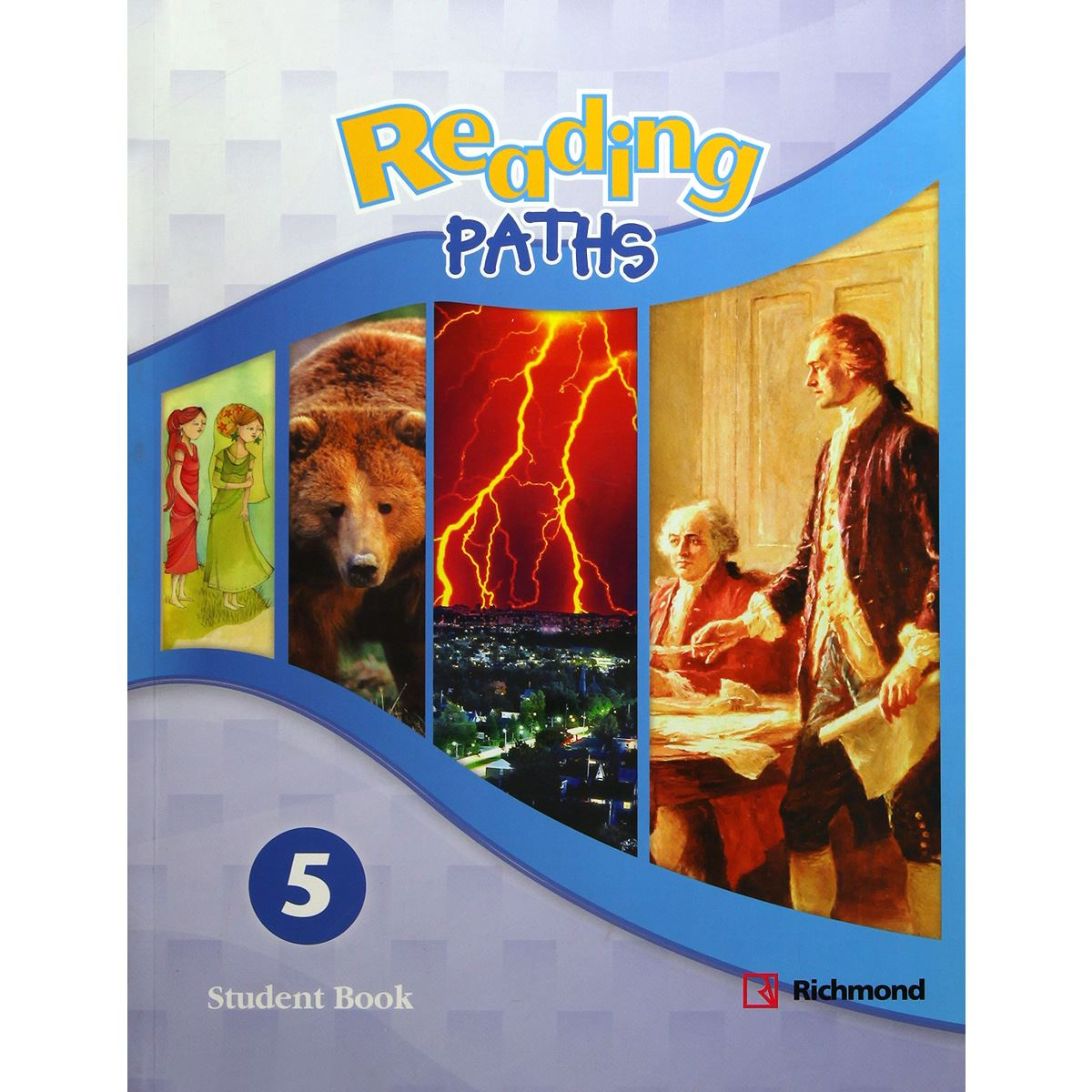 Reading Paths 5 Student,S Book