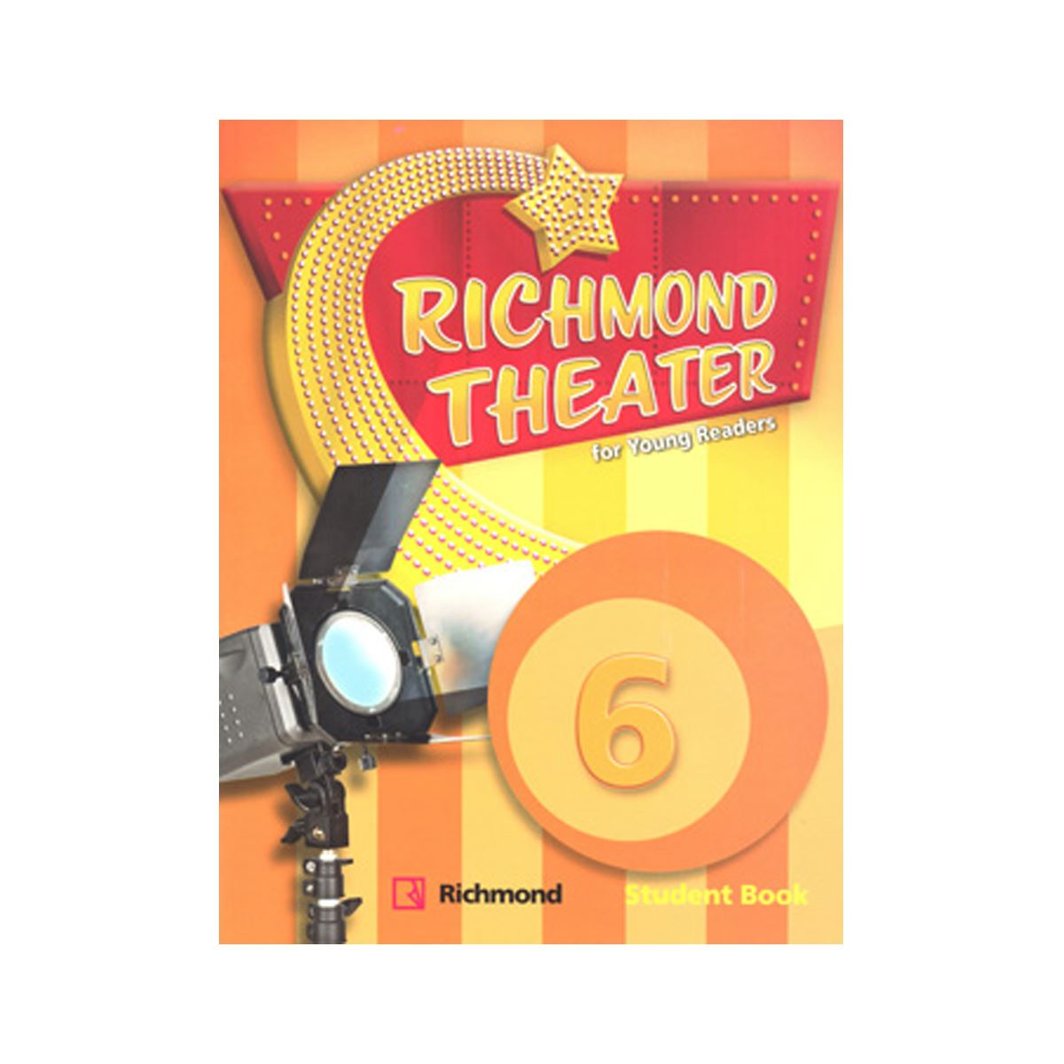 Richmond Theater 6 Student´S Book