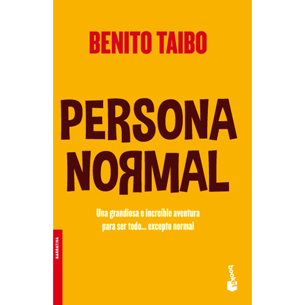Persona normal Libro - Sanborns