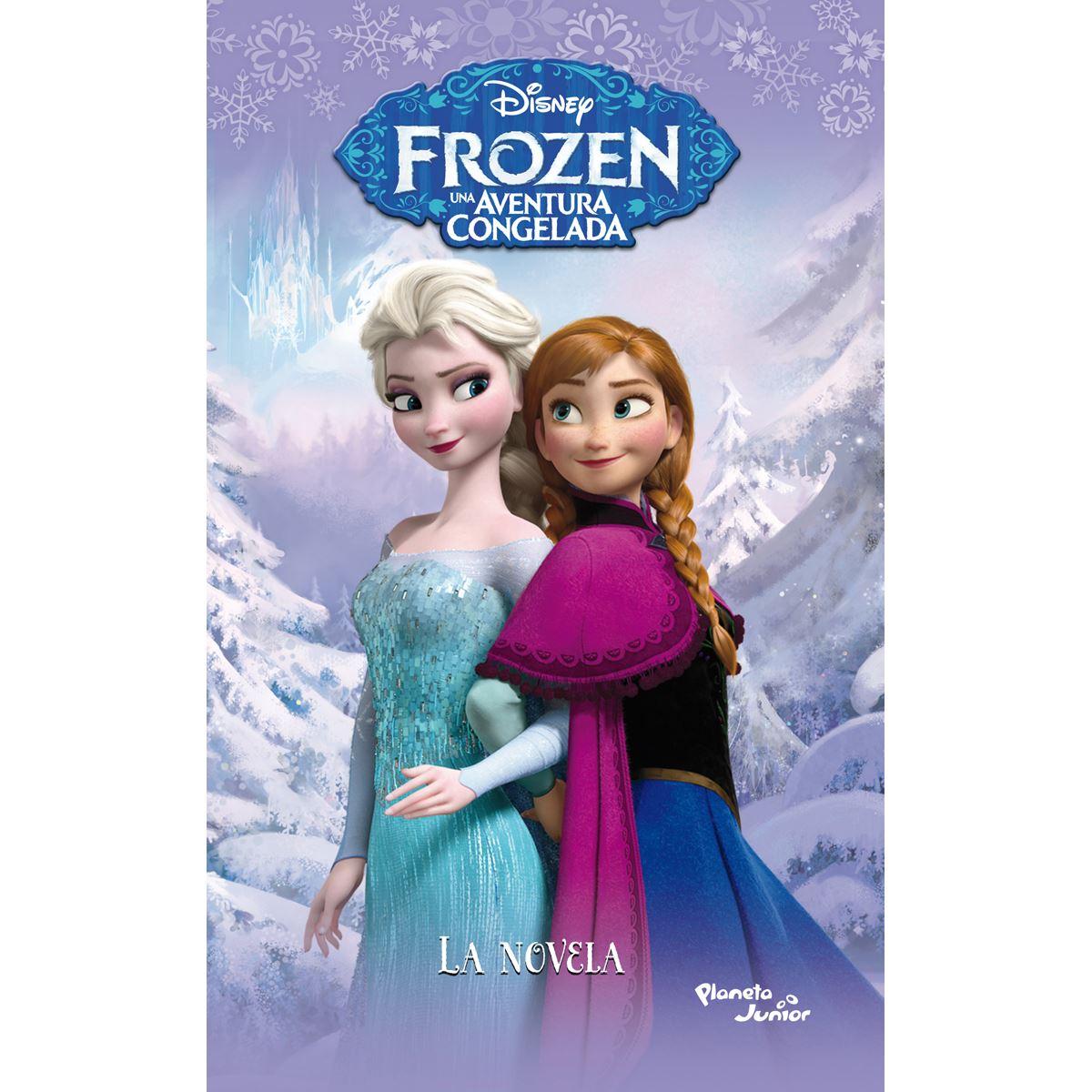 Frozen. La novela
