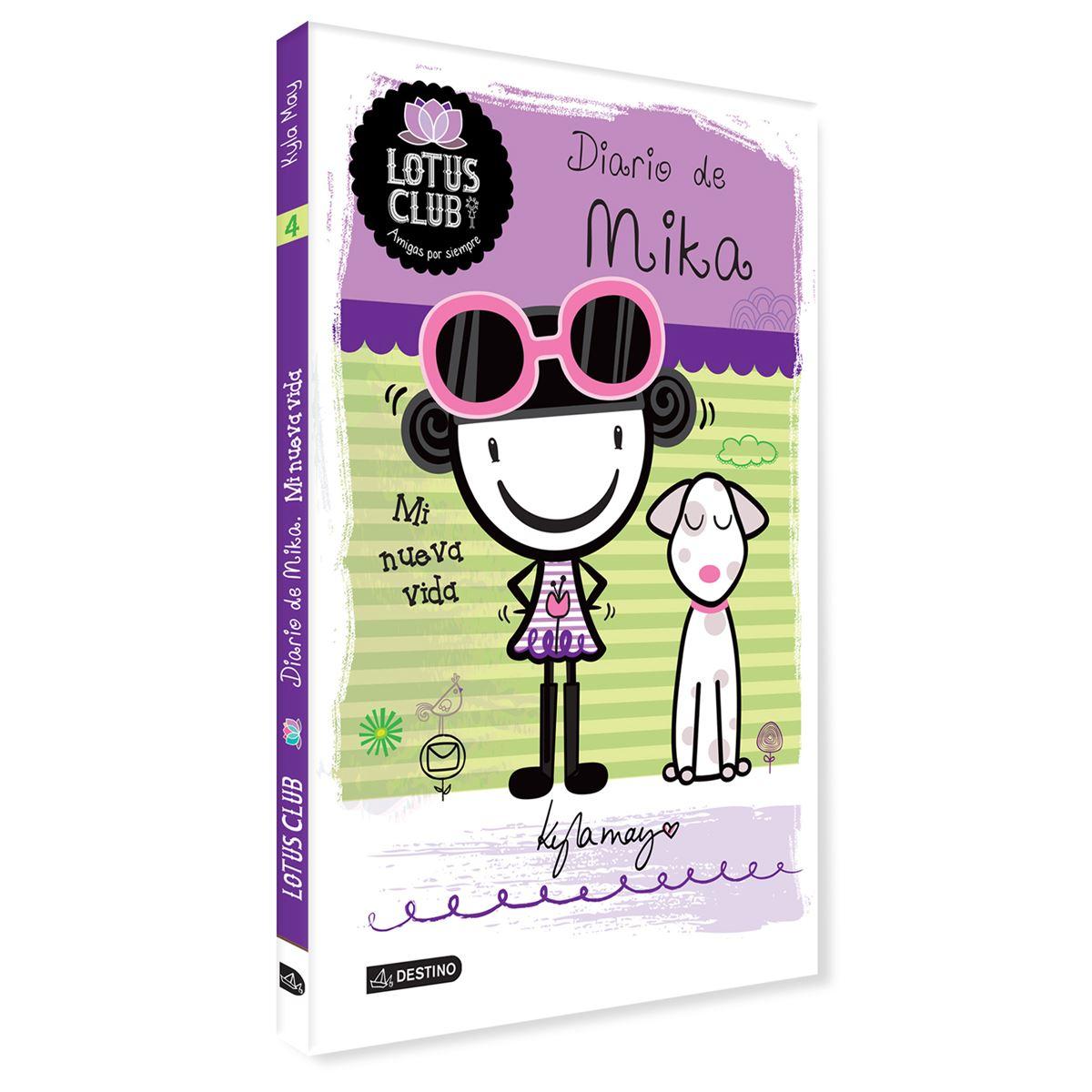 Lotus Club 3. Diario De Mika