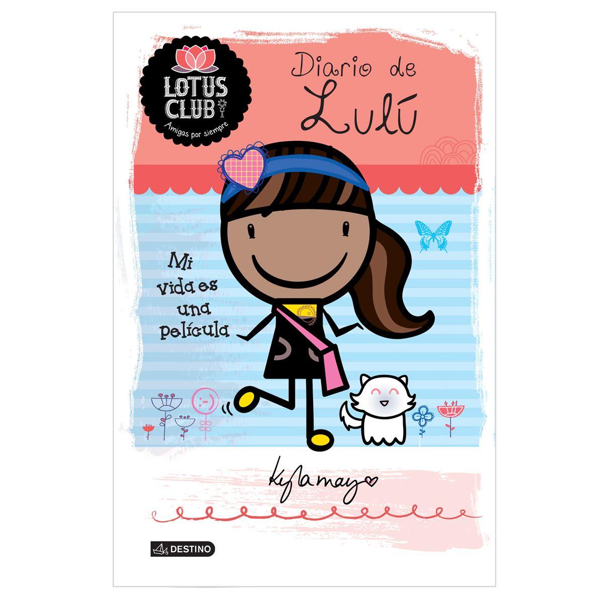 Lotus Club 3. Diario De Lulú
