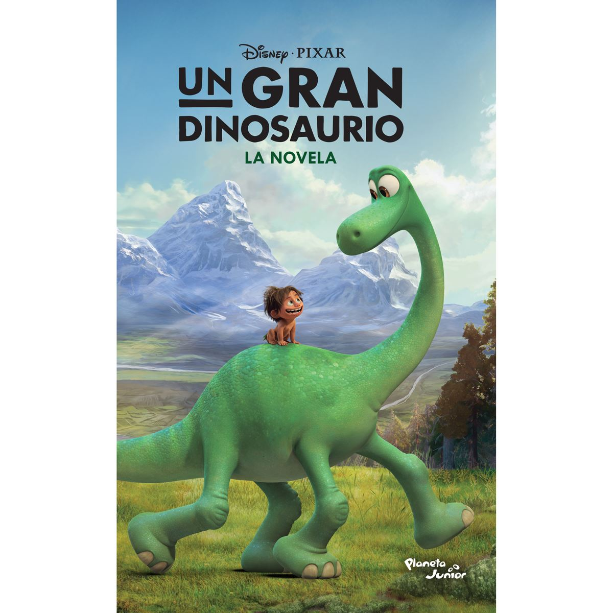 Un gran dinosaurio la novela