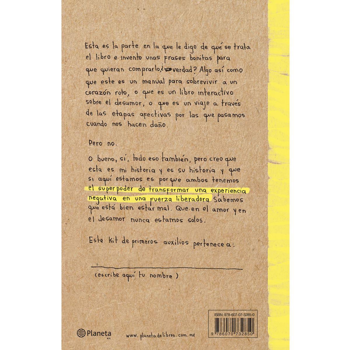 Uno siempre cambia al amor de su vida, por otro amor o por otra vida Libro - Sanborns