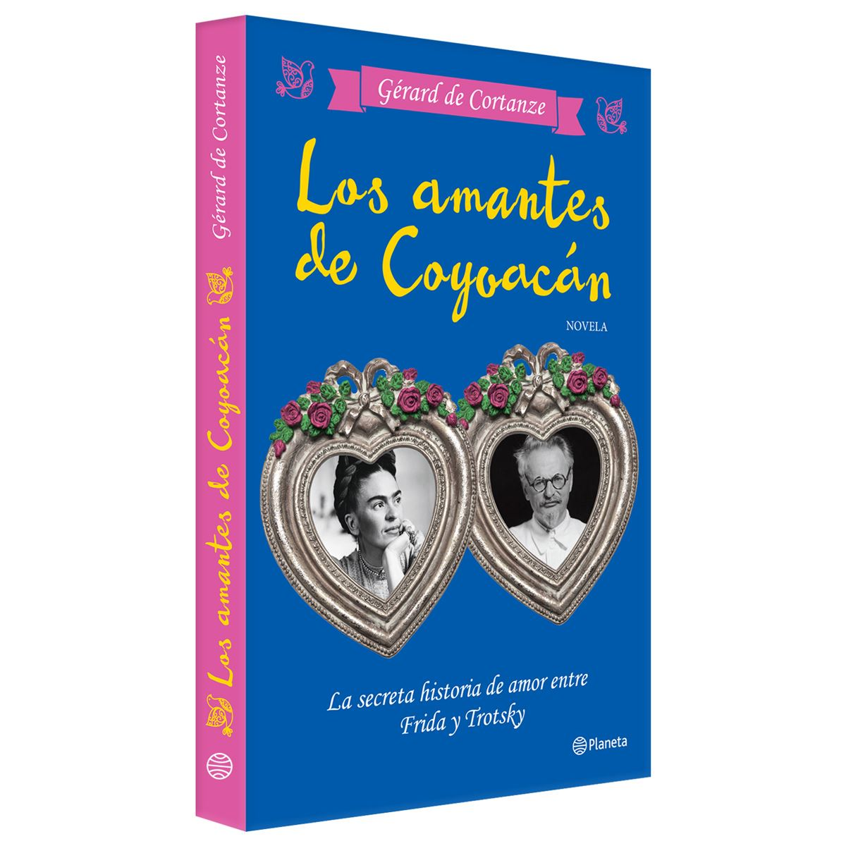 Los amantes de coyoacán Libro - Sanborns