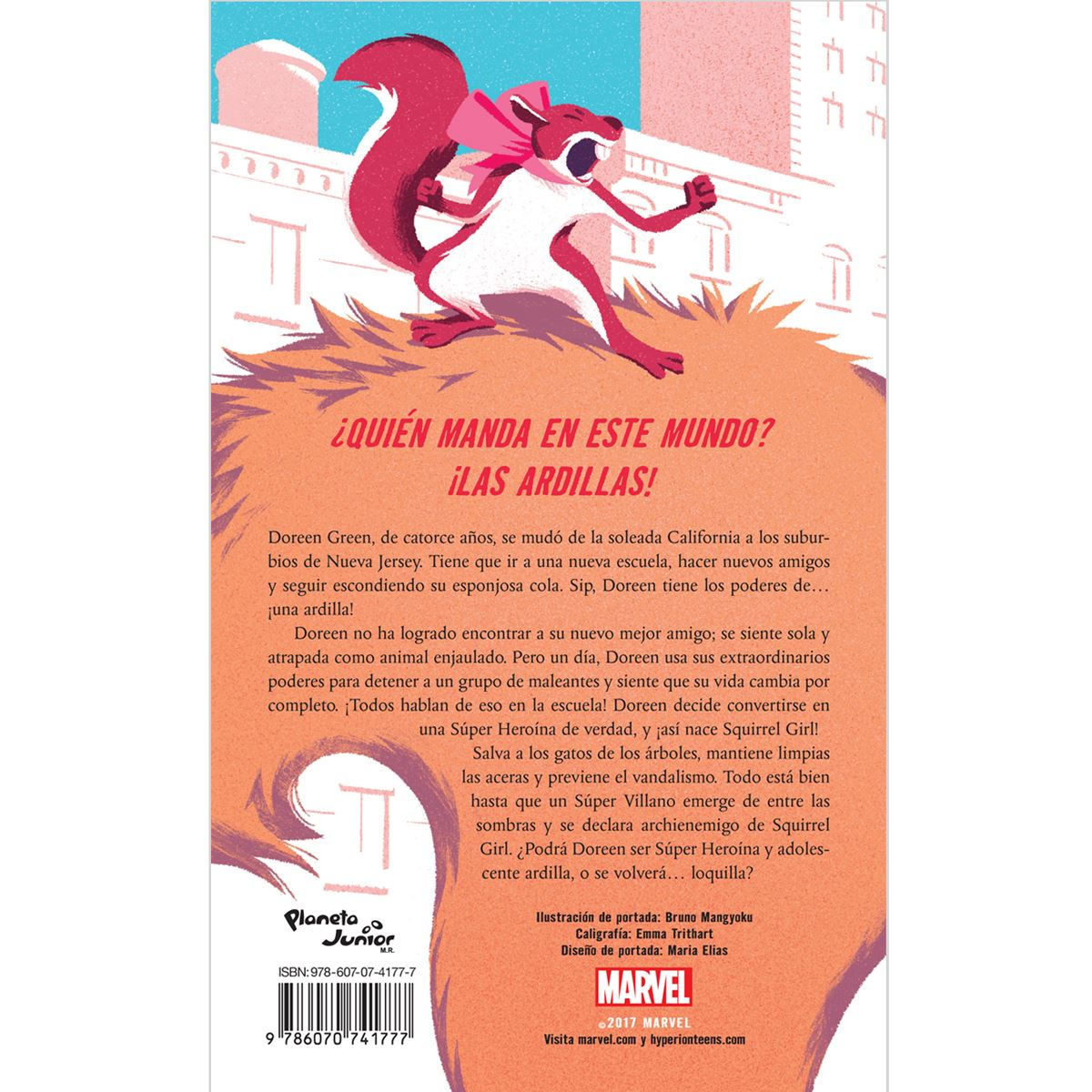 La invencible Squirrel Girl