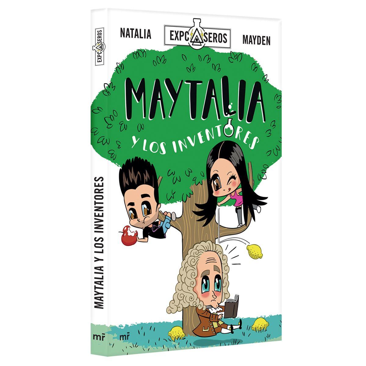 Maytalia y los inventores Libro - Sanborns