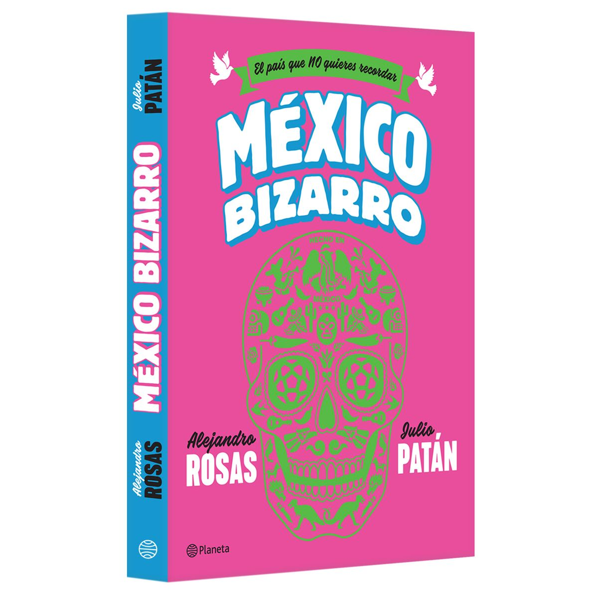 México bizarro Libro - Sanborns