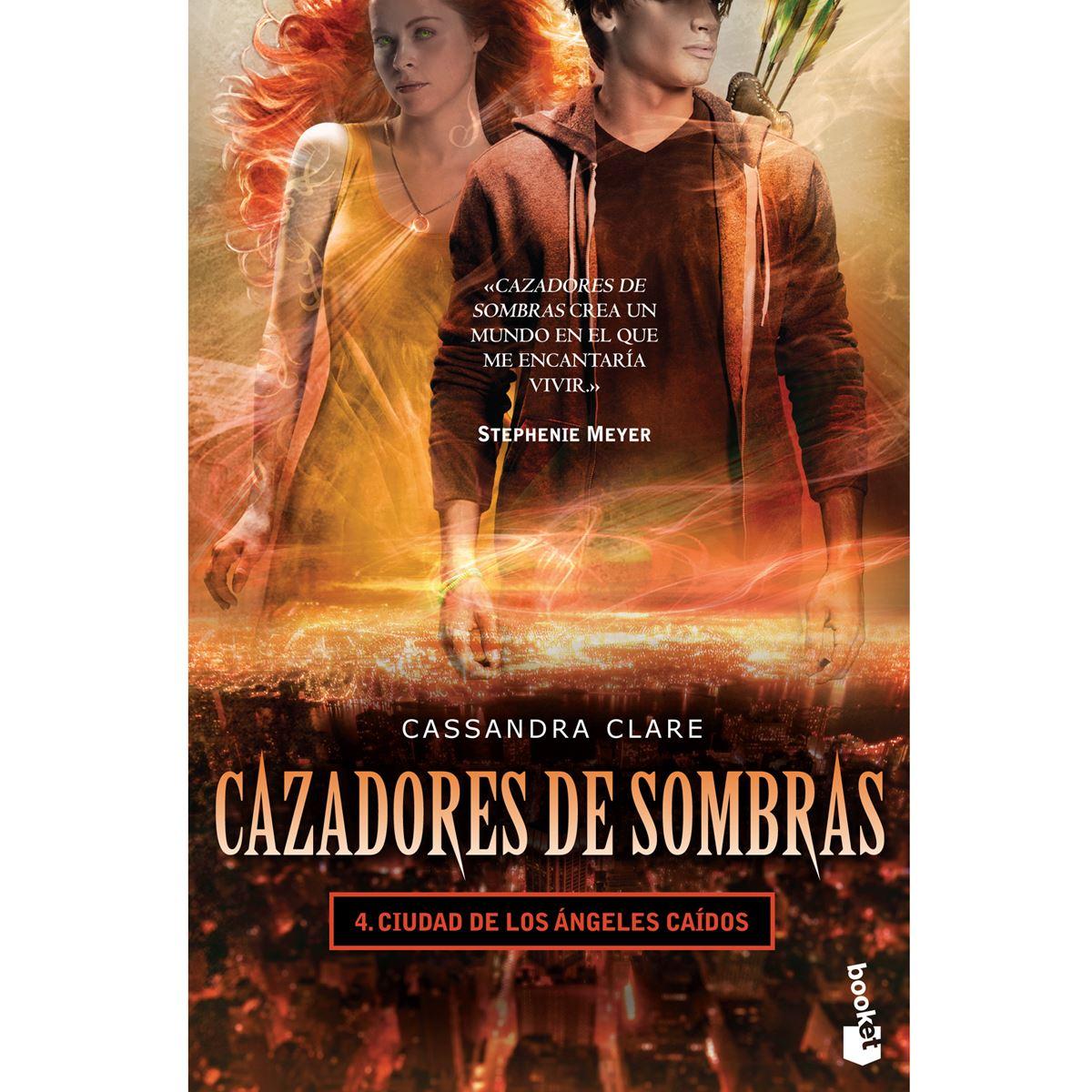 Cazadores de sombras 4. ciudad de los ángeles caídos Libro - Sanborns