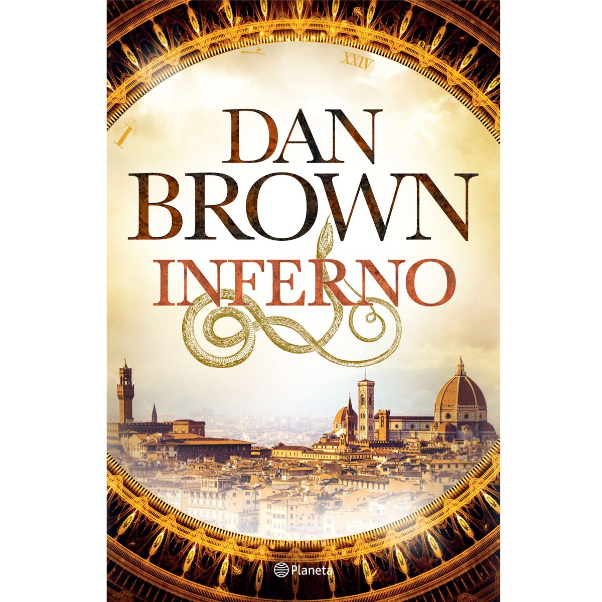 Inferno Libro - Sanborns
