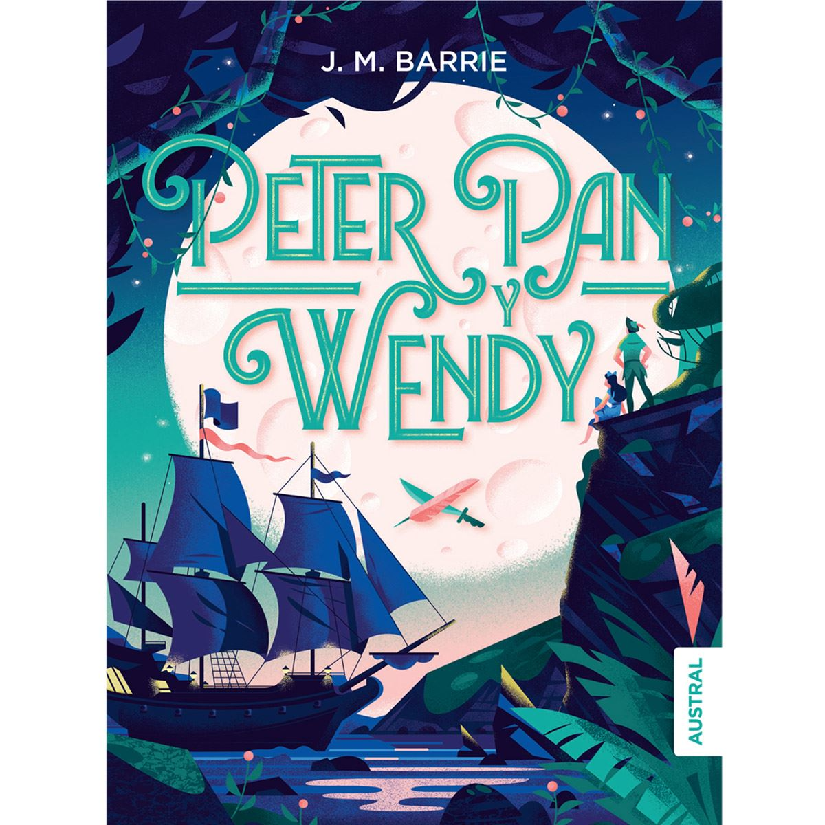 Peter pan y wendy Libro - Sanborns