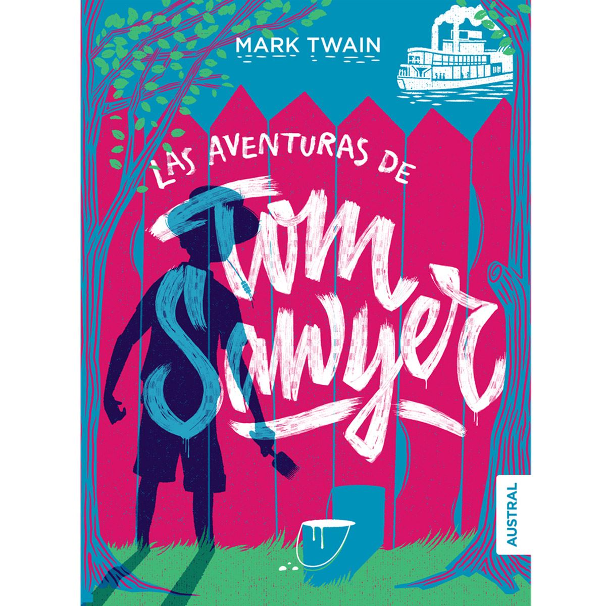 Las aventuras de tom sawyer Libro - Sanborns