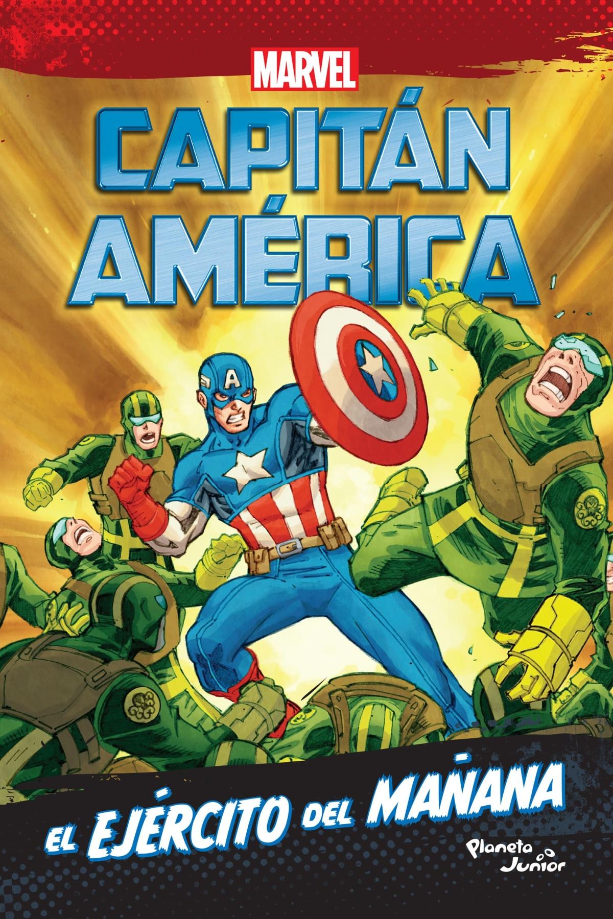 Capitán América. El ejército del mañana