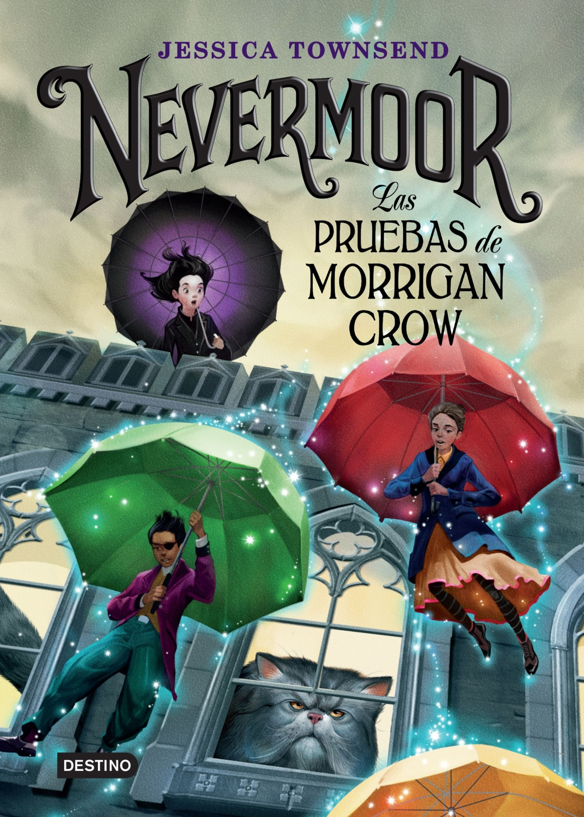Nevermoor. Las pruebas de Morrigan Crow (Edición mexicana)